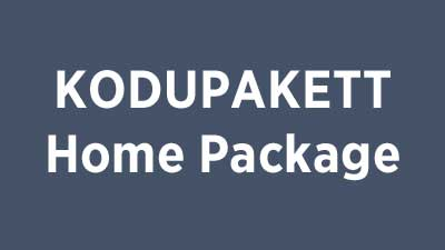 Kodupakett Home Package