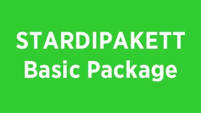 Stardipakett Basic Package
