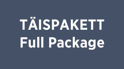 Täispakett Full Package