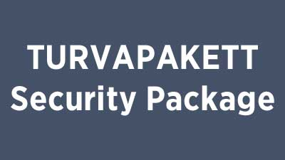 Turvapakett Security Package